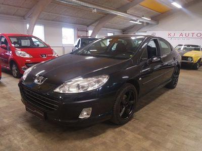 brugt Peugeot 407 1,8 SR