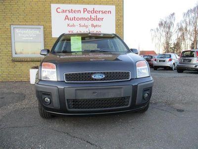 brugt Ford Fusion 1,6 TDCi Elegance 90HK 5d