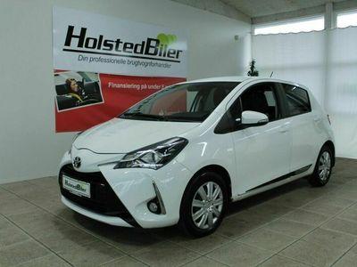 brugt Toyota Yaris 1,4 D-4D T2 Premium
