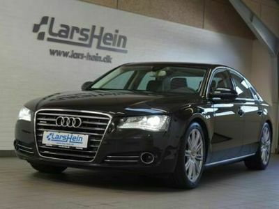 brugt Audi A8 FSi quattro Tiptr.