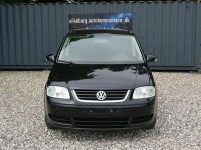 brugt VW Touran 1,9 TDi 90 Conceptline