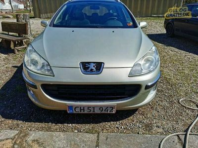 brugt Peugeot 407 Nysynet1.6 hdi 2005