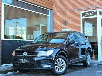 brugt VW Tiguan 2,0 TDI BMT SCR Comfortline 4Motion DSG 150HK 5d 7g Aut. B