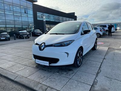 brugt Renault Zoe 44 kWh Intens 92HK 5d Aut.