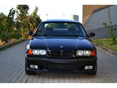 brugt BMW 325 2,5 I Coupe E36