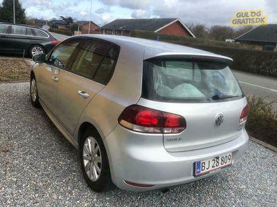 brugt VW Golf Vl TDI bluemotion