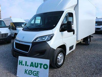 brugt Peugeot Boxer 335 2,2 HDi 120 Alukasse m/lift
