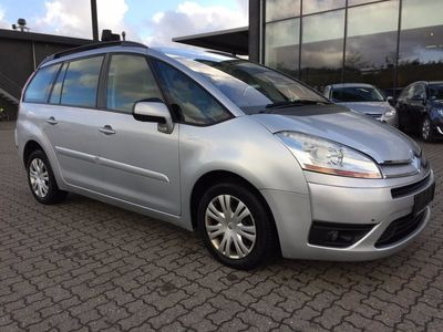 brugt Citroën Grand C4 Picasso 2,0 HDi 138 VTR E6G Pack