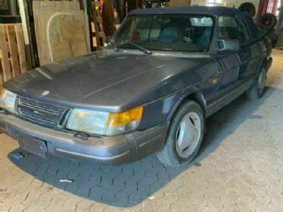 brugt Saab 900 Cabriolet Saab 900 cab