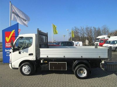 brugt Toyota Dyna S.Cab 3,0 D-4D 144HK Ladv./Chas.