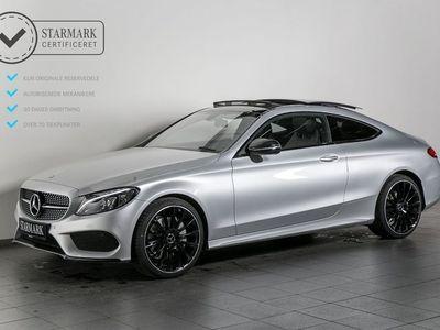 gebraucht Mercedes C300 2,0 Coupé aut.