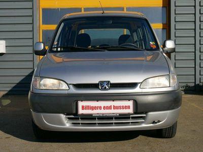 brugt Peugeot Partner 1,8 Combi Quiksilver