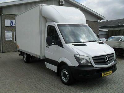 brugt Mercedes Sprinter 316 2,2 CDi Alukasse m/lift