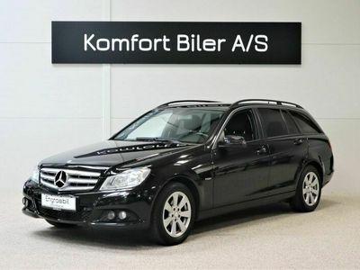 brugt Mercedes C200 CDi stc. aut. BE 2,2