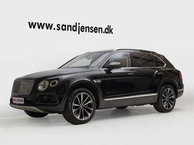 brugt Bentley Bentayga 6,0 W12 aut.