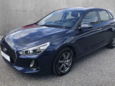 brugt Hyundai i30 1,4 T-GDI Premium DCT 140HK 5d 7g Aut.