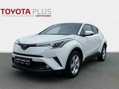 brugt Toyota C-HR 1,8 Hybrid C-ENTER Multidrive S 122HK 5d Aut. A++
