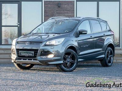 brugt Ford Kuga 2,0 TDCi 180 Titanium+ aut. AWD