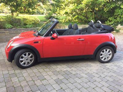 brugt Mini ONE Cabriolet