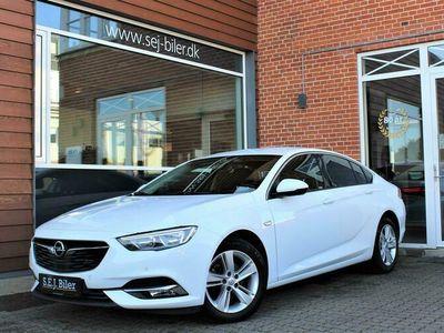 brugt Opel Insignia Grand Sport 1,6 CDTI Dynamic Start/Stop 136HK 5d 6g A+