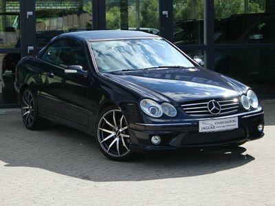 usado Mercedes CLK320 3,2 Cabriolet Avantgarde aut.