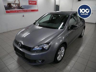 brugt VW Golf 1,6 blueMotion TDI Comfortline 105HK 5d