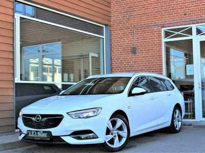brugt Opel Insignia Sports Tourer 2,0 CDTI Dynamic Start/Stop 170HK Stc 8g Aut. B