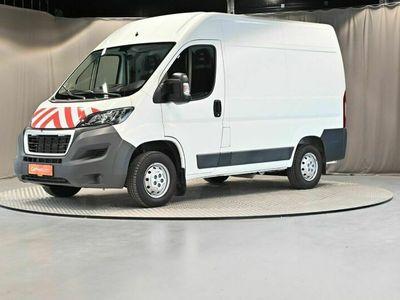 brugt Peugeot Boxer 330 2,0 BlueHDi 130 L1H2 Premium