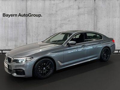brugt BMW 520 i 2,0 M-Sport aut.