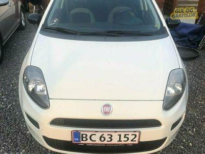 brugt Fiat Punto twin Air, 2012