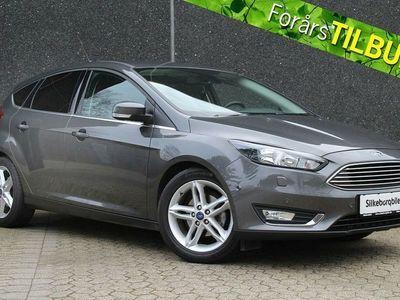 brugt Ford Focus 1,0 SCTi 125 Titanium