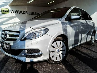 used Mercedes B Electric Drive aut.