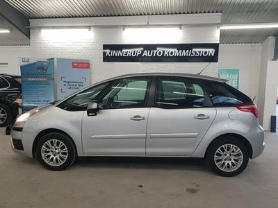 brugt Citroën C4 Picasso 1,6 HDi 110 VTR+