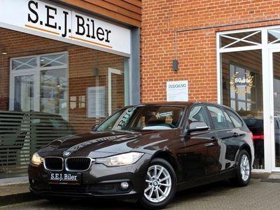 brugt BMW 320 d 2,0 Touring 190HK 5d