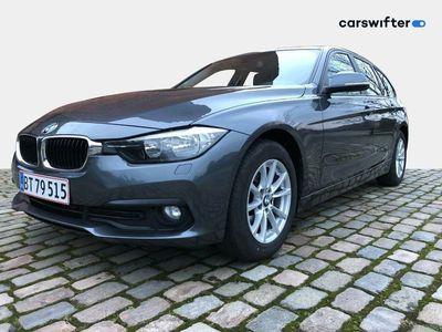brugt BMW 318 d Touring