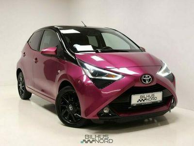 brugt Toyota Aygo 1,0 VVT-i x-cite 5d