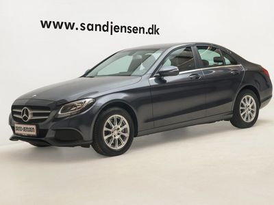 brugt Mercedes C200 2,0 aut.
