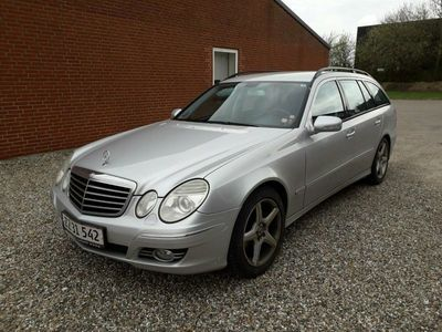 gebraucht Mercedes E320 0 CDi Avantgarde stc. aut.