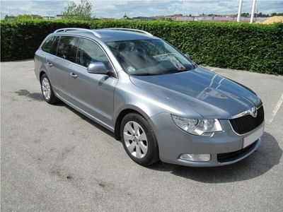 used Skoda Superb 1,6 Combi Ambition Greenline 5d.