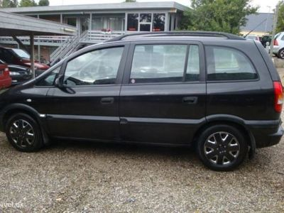 brugt Opel Zafira 1,8 Comfort 125HK