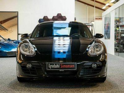 brugt Porsche Cayman S 3,4 Tiptr.