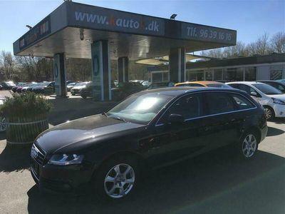 brugt Audi A4 2,0 TDI 120HK Stc