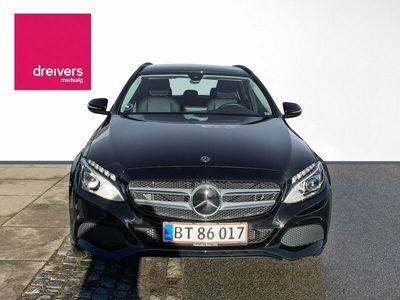 brugt Mercedes C220 220 d Stationcar | 170 hk | 9G-TRONIC | Business Plus
