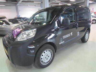used Peugeot Bipper 1,3 HDI Fresh 75HK van