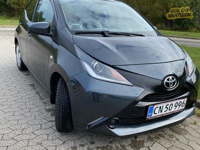 brugt Toyota Aygo X-play