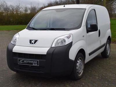 brugt Peugeot Bipper 1,3 HDI Fresh Start/Stop ESG 75HK Van Aut.