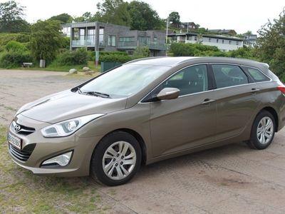 brugt Hyundai i40 1,7 CRDi Comfort ISG 115HK 6g