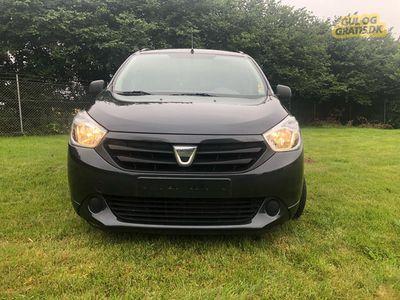 brugt Dacia Lodgy 1,5 tdci aircon