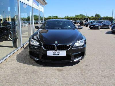 brugt BMW M6 4,4 Coupé aut.