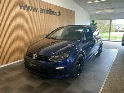 brugt VW Golf VI R DSG 4Motion